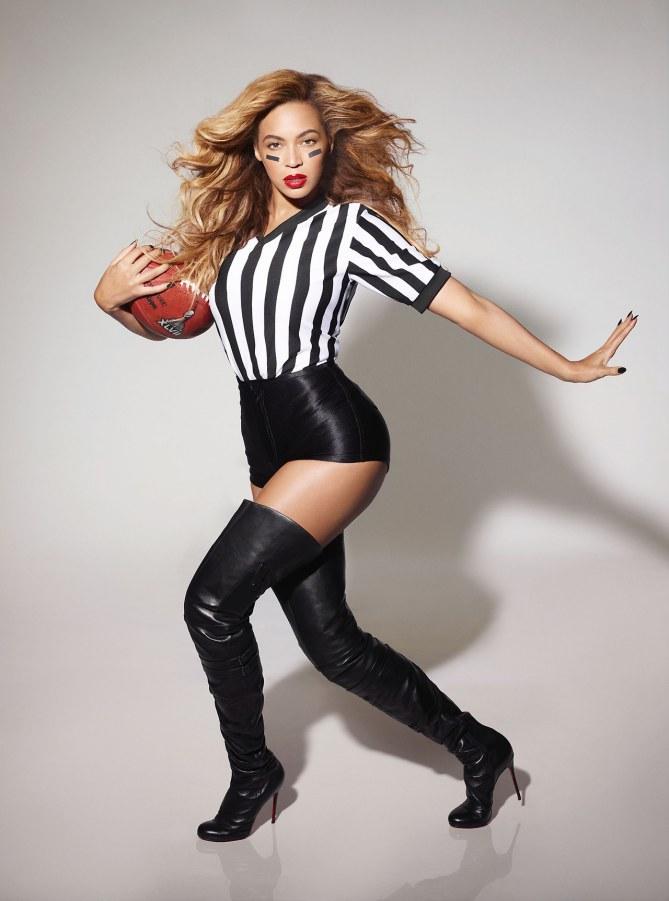 Beyoncé Super Bowl