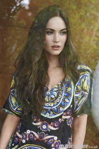 Megan Fox pour Marie Claire Uk