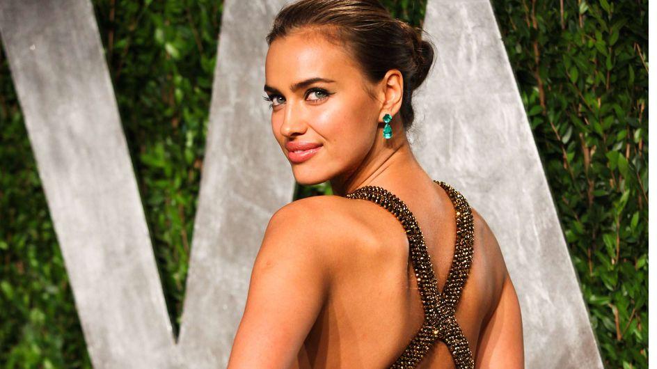 Irina Shayk : Le secret de ses abdos en béton (Photos)