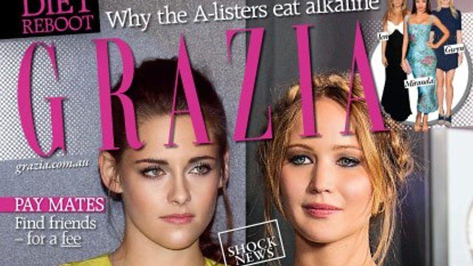Robert Pattinson : Recasé avec Jennifer Lawrence ?