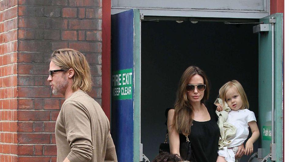 Angelina Jolie : Enceinte de son septième enfant !
