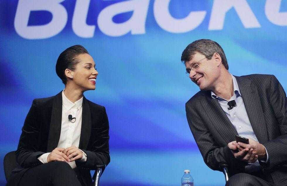 Alicia Keys : Blackberry® la nomme Directrice de Création Mondiale