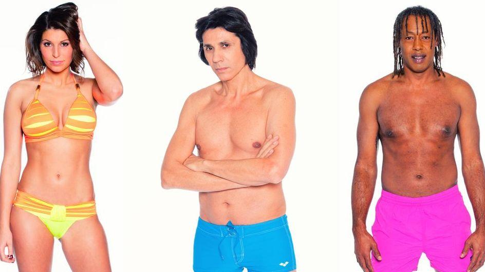 Splash : Les premières photos des stars en maillot !