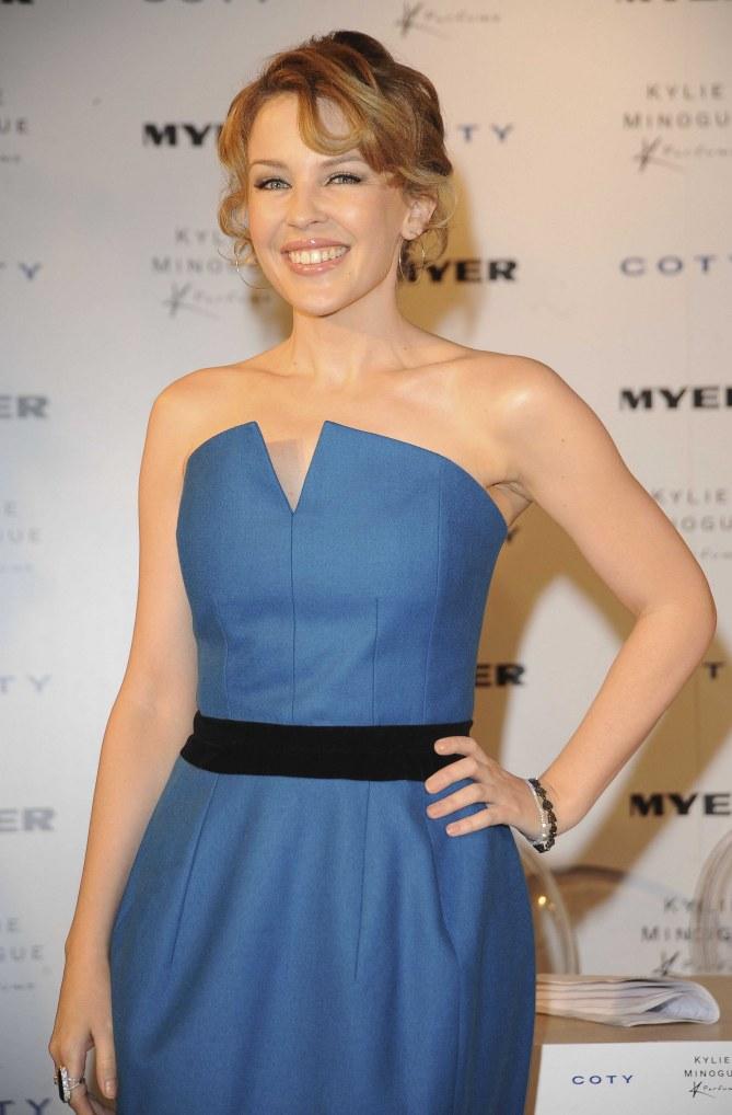 Kylie Minogue cancer du sein