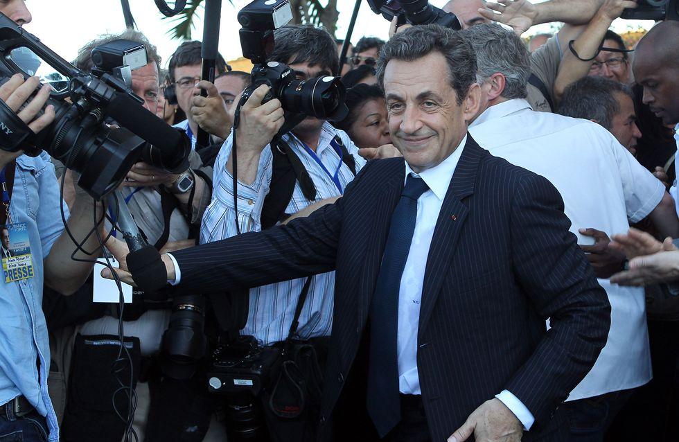 Nicolas Sarkozy : Traité de pauvre con à La Réunion (Vidéo)
