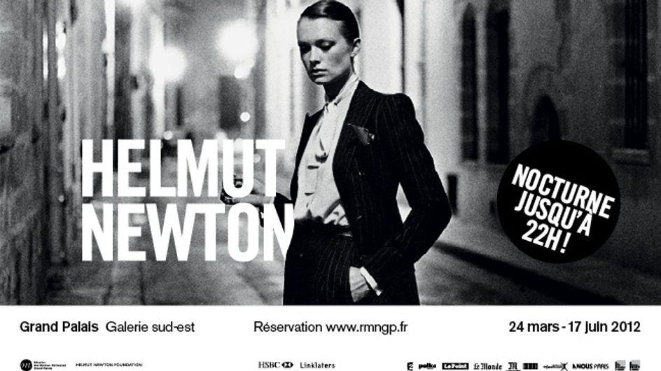 Helmut Newton joue les prolongations