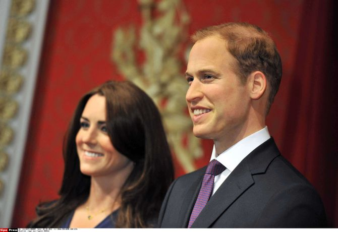 Kate Middleton prince William cire