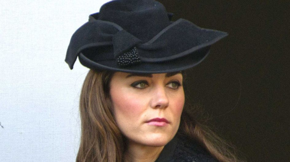 Kate Middleton : L' affront...