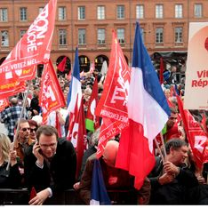 Jean-Luc Mélenchon : Alerte à la bombe après son meeting à Toulouse