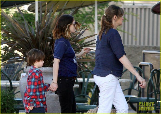 Drew Barrymore enceinte