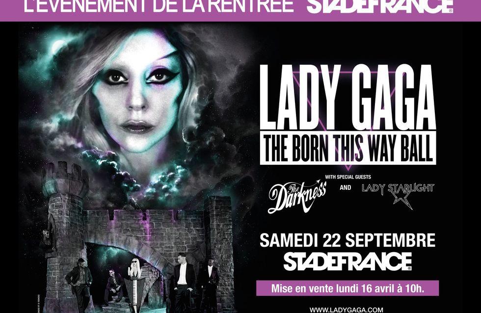 Lady Gaga : Elle s'offre le Stade de France