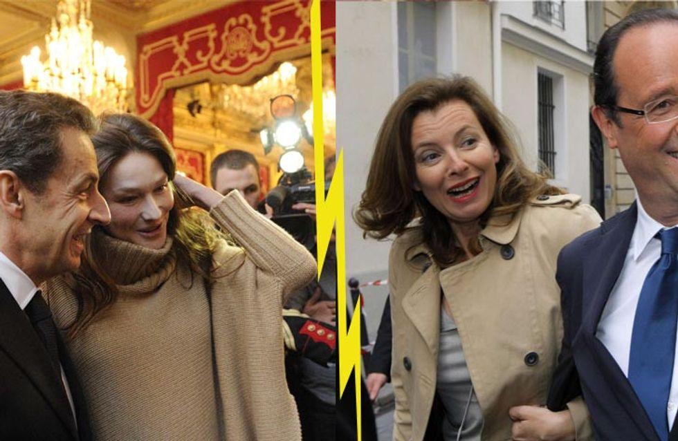 Valérie VS Carla : Le match psycho des premières dames