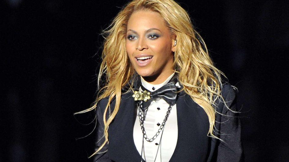 Beyoncé : Sexy en maillot 3 mois après bébé (Photos)