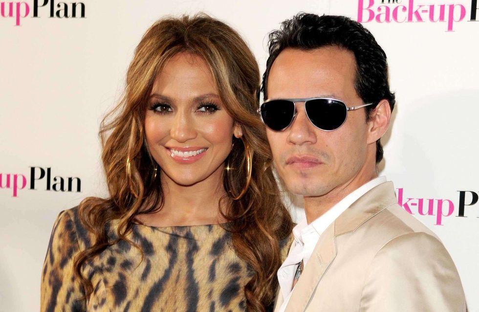 Jennifer Lopez : Marc Anthony demande le divorce