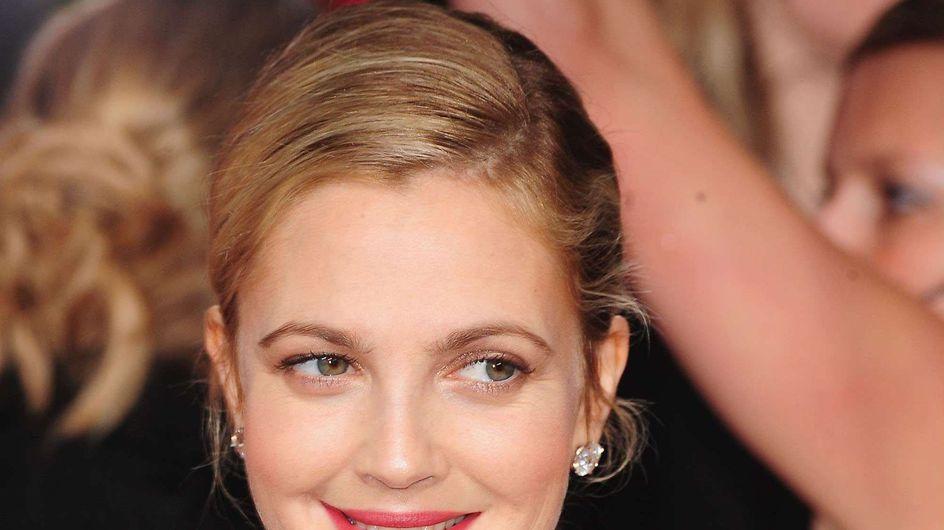Drew Barrymore : Elle a changé de tête (Photos)