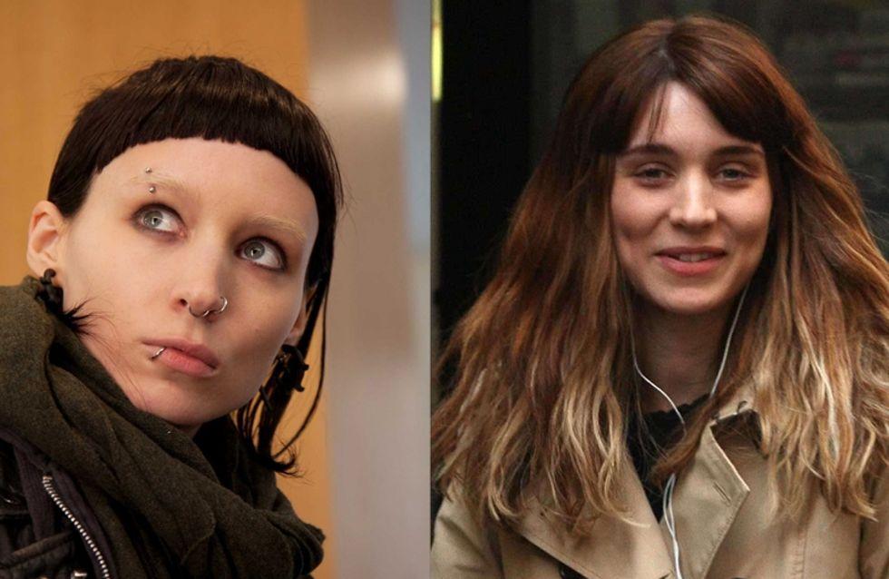 Rooney Mara : Elle change de tête ! (Photos)