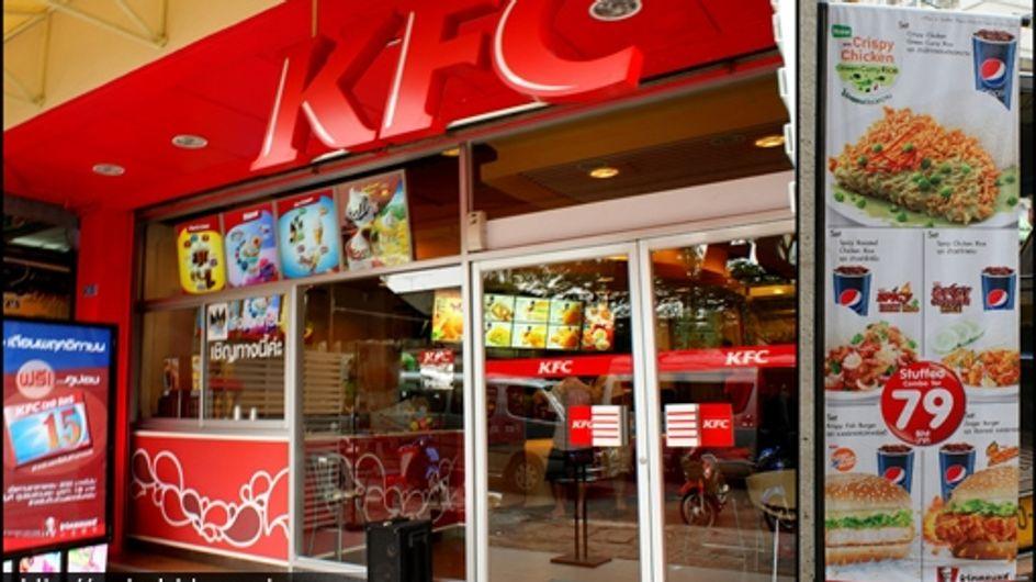 Quand KFC utilise le tsunami pour booster ses ventes