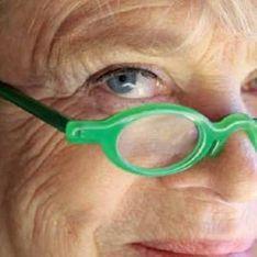 Eva Joly : Le petit secret de ses lunettes...