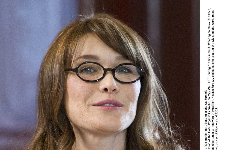 Carla Bruni-Sarkozy : Elle squatte le compte twitter de Nicolas Sarkozy