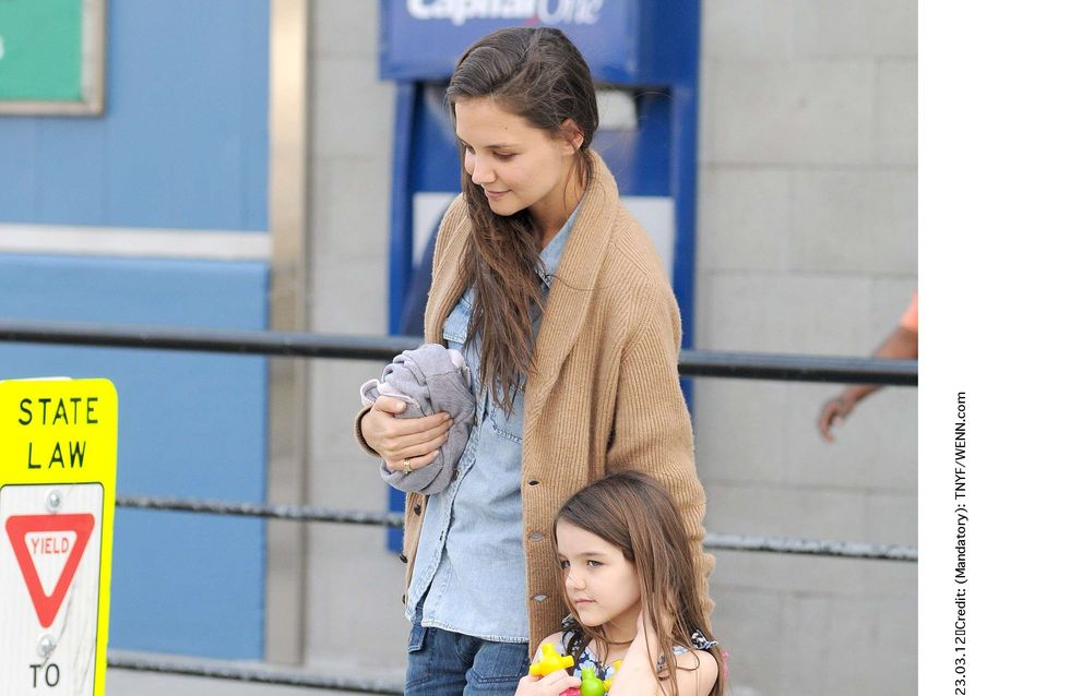 Suri Cruise : 6 ans, 6 looks (Photos)