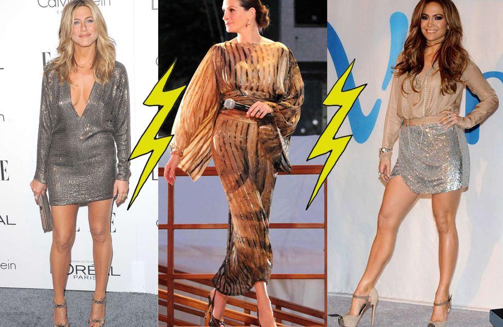 Minceur : Les conseils de Jennifer Aniston, Julia Roberts and co !