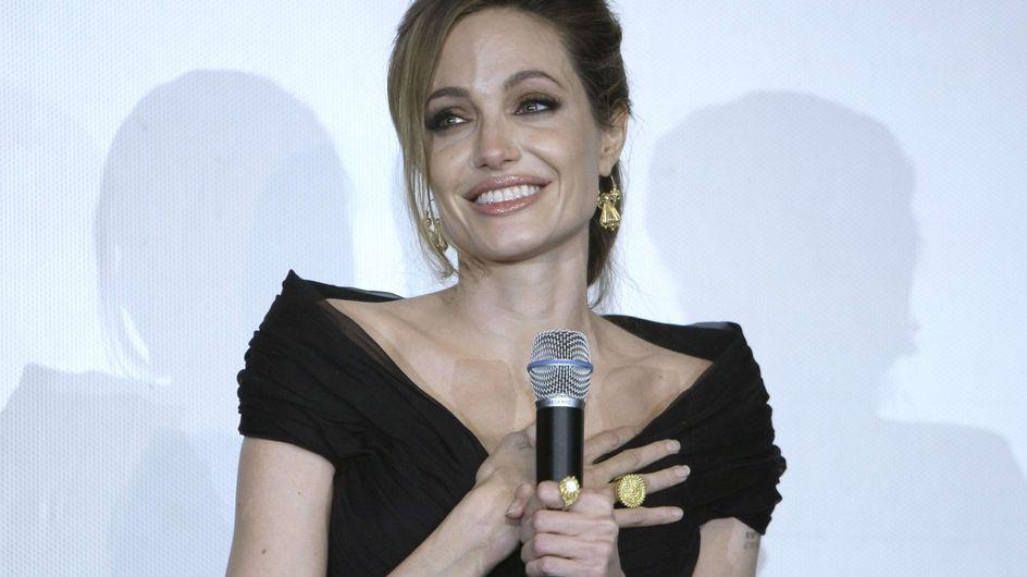Angelina Jolie : En larmes à cause de Brad Pitt