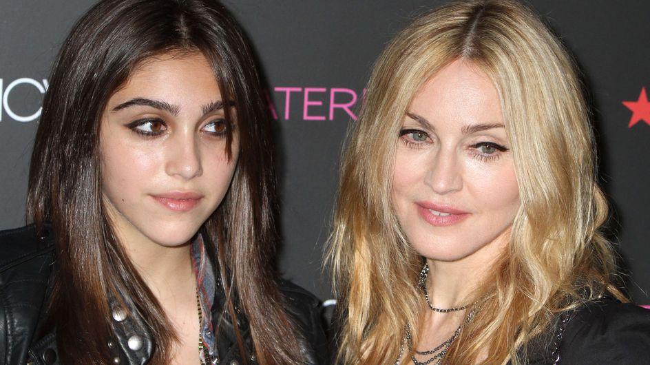 Madonna : C'est la guerre avec Lourdes