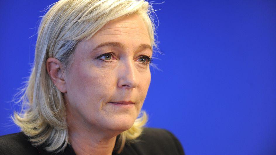 """Marine Le Pen : Son père et sa """"mauvaise blague"""" sur Nicolas Sarkozy (Vidéo)"""