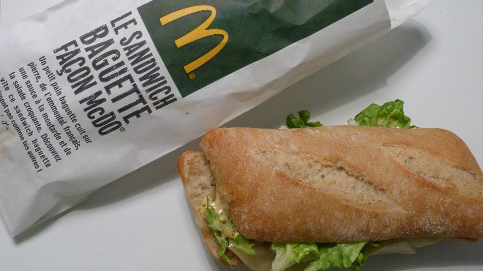 McBaguette : On a testé le nouveau sandwich de McDonald's ! (Photos)