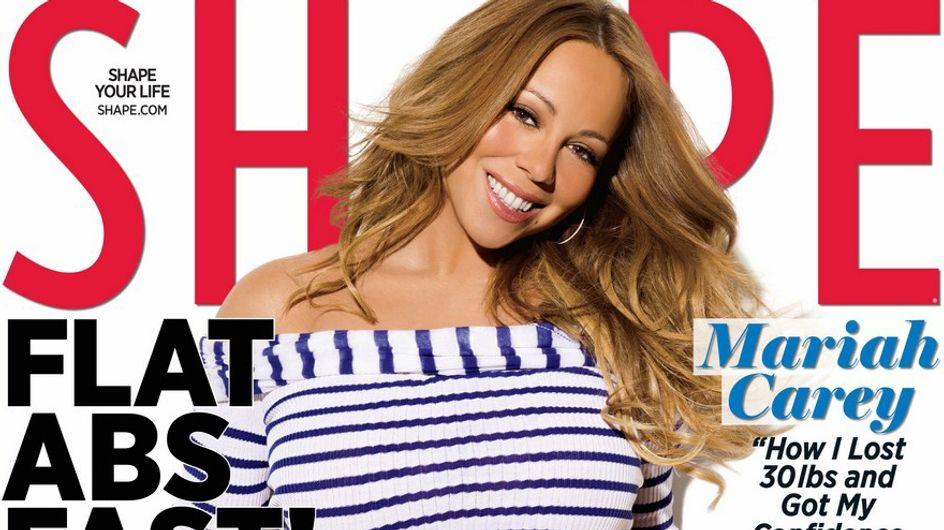 Mariah Carey : Elle a fondu ! (Photos)