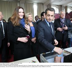 Présidentielle 2012 : Ça y est, tous les candidats ont voté ! (Photos)