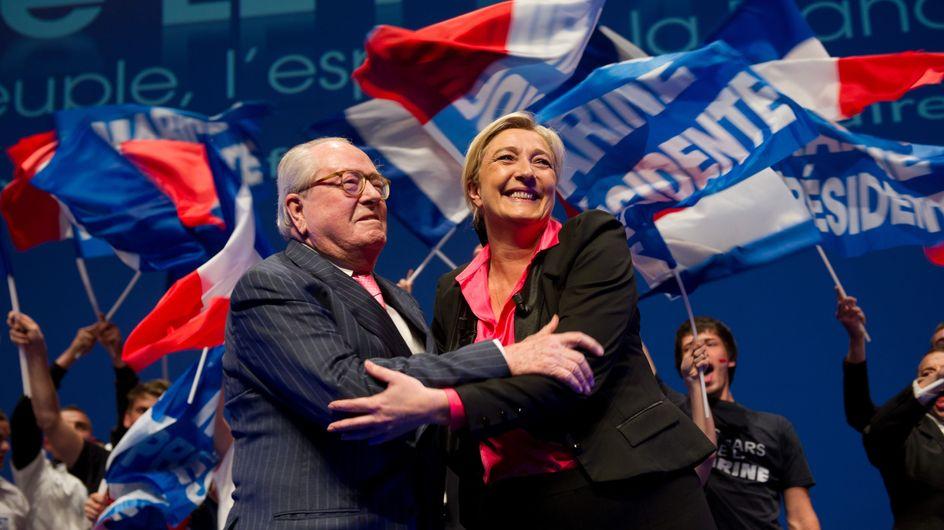 Jean-Marie Le Pen : « Ma fille a fait une très bonne campagne ! »