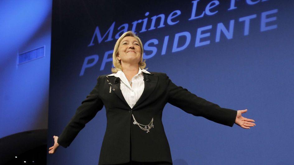 """Marine Le Pen : Elle a réussi la """"dédiabolisation de son parti"""""""