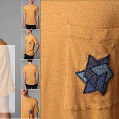 Urban Outfitters : Leur t-shirt étoile fait scandale ! (Photos)