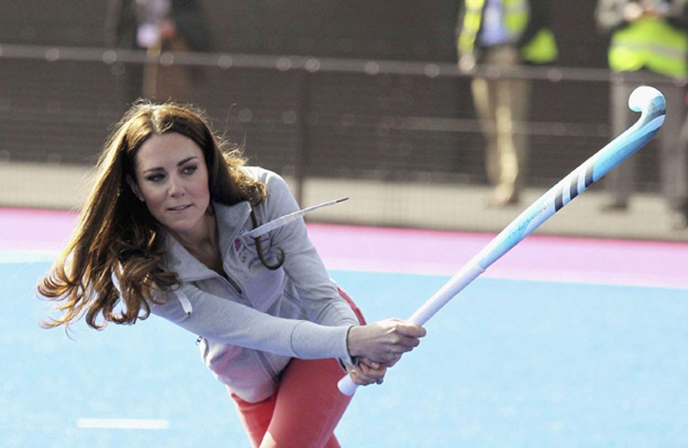 Je veux le look sport de Kate Middleton (Photos)