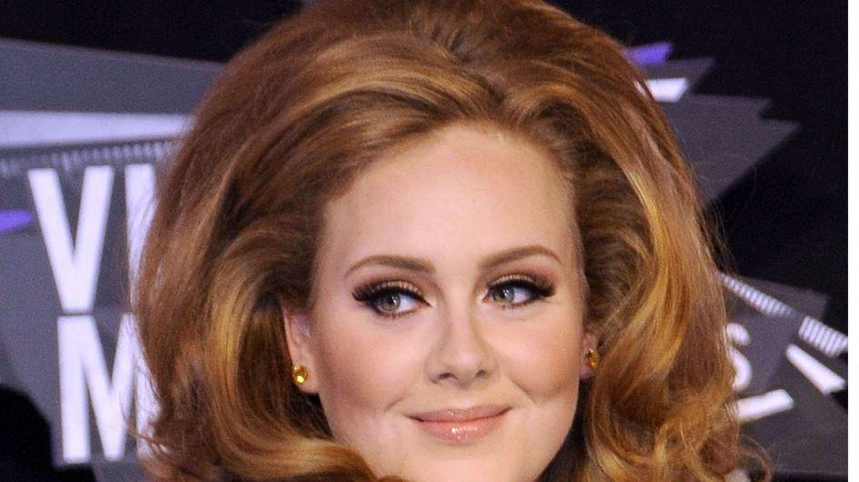 Adele : Son mec la préfère grosse