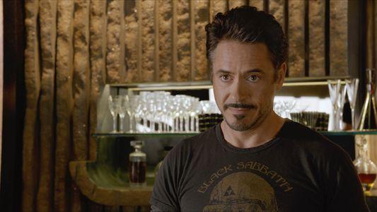 Avengers Robert Downey jr