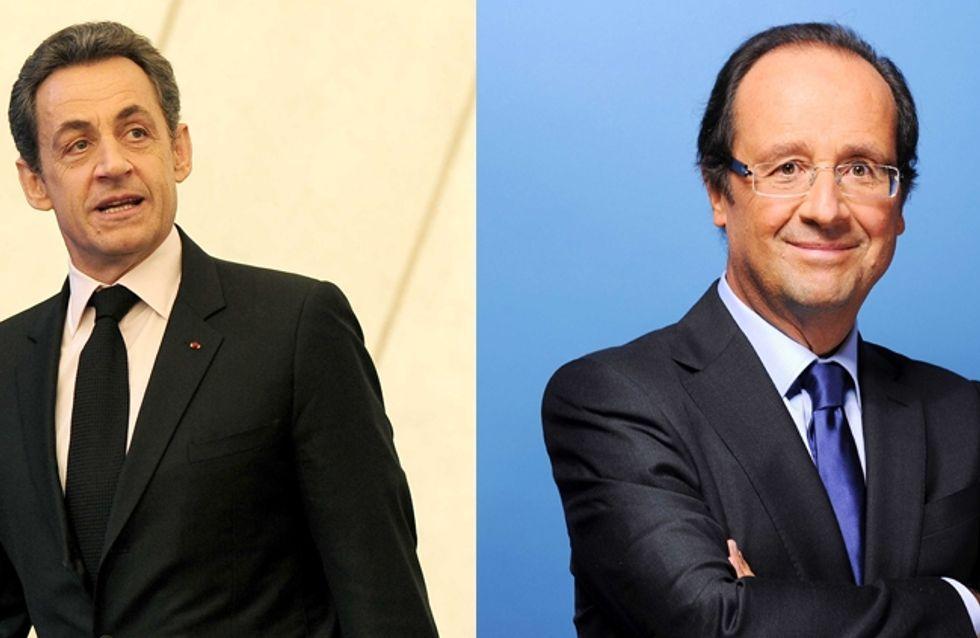 Hollande vs Sarkozy : Le match des CV