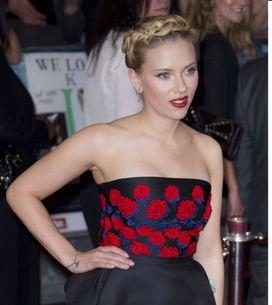 Scarlett Johansson : Elle a un nouveau tatouage ! (Photos)