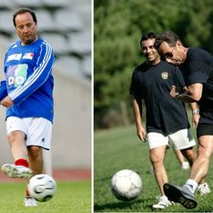 Hollande vs Sarkozy : Le match des hobbies