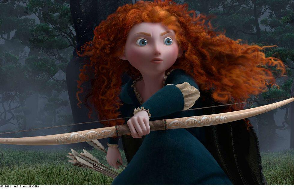 Rebelle : La nouvelle héroïne Disney ! (Photos et Vidéo)