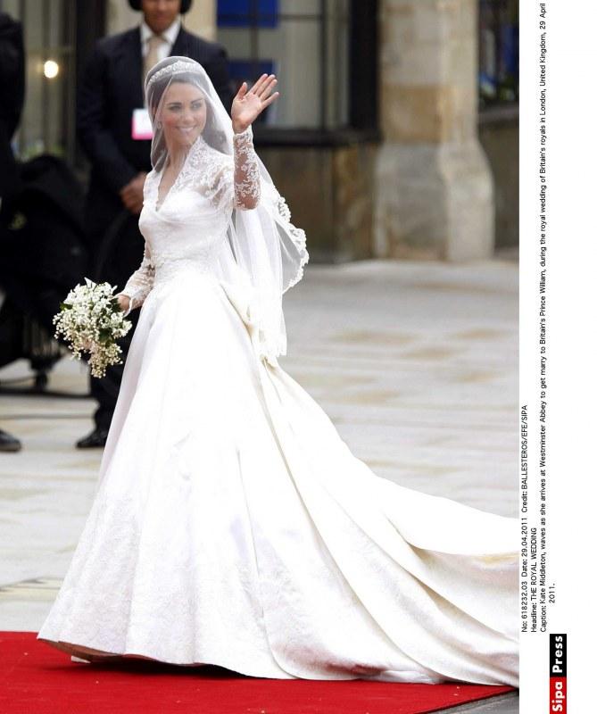Kate Middleton prince William mariage