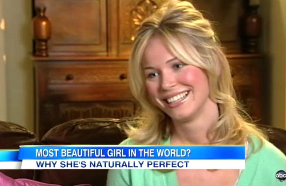 Beauté : On a trouvé la femme au visage parfait ! (Photos)