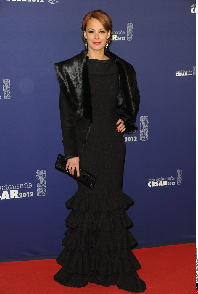 Bérénice Bejo robe César 2012