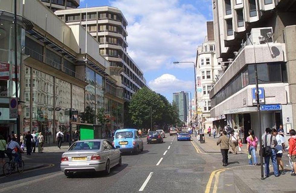 Prise d'otage à Londres : Un forcené menace de se faire exploser !