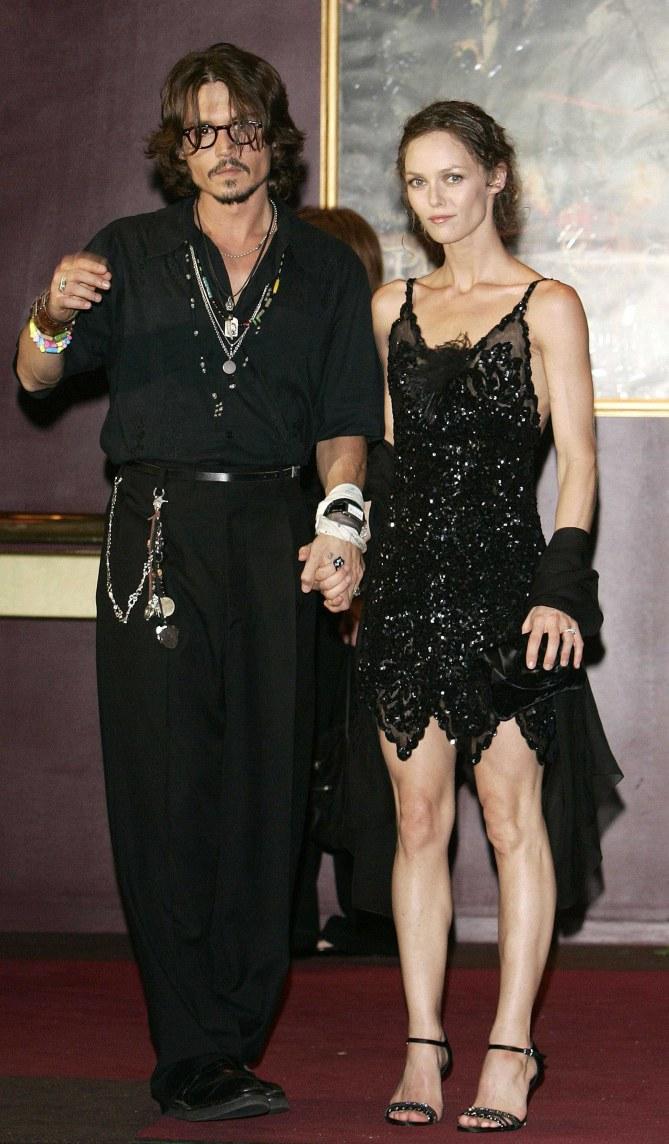 Vanessa Paradis, look, Charlotte Gainsbourg, look