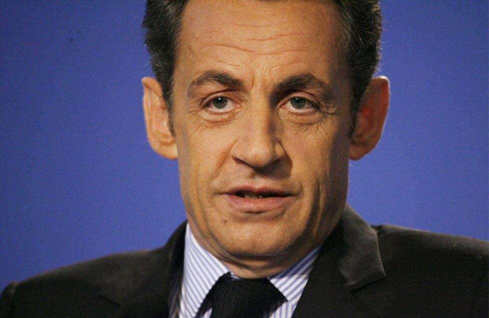 Nicolas Sarkozy : Son site de campagne victime d'un bug