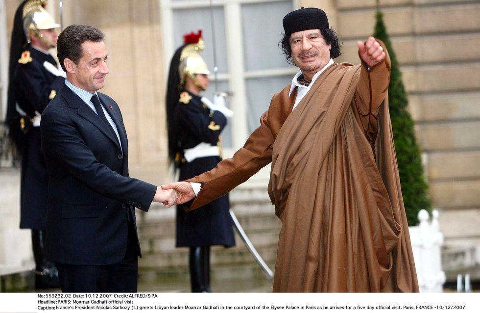 Nicolas Sarkozy et le financement libyen : Un bidonnage