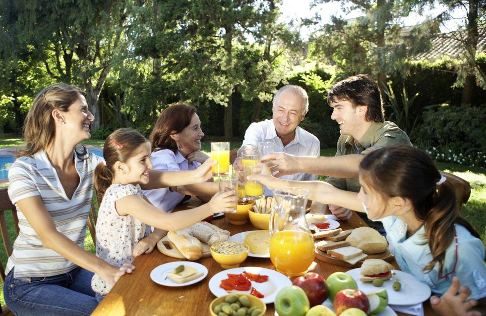 Obésité : Les repas en famille, rempart contre le surpoids