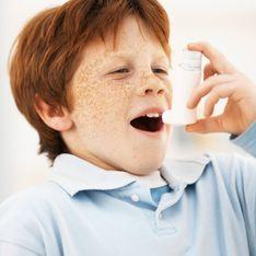 Asthme : 9% des enfants sont malades